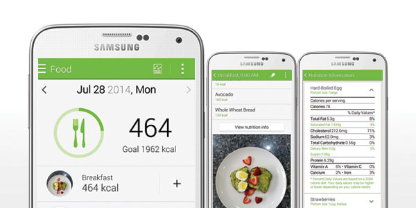 Calorie Counter and Daily Log